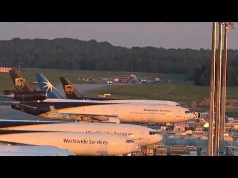 Ανγκαστική προσγείωση με «άρωμα» τρομοκρατίας