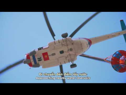 Huấn luyện bay cứu hỏa