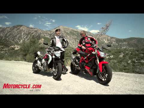 2013 Ducati 848 streetfighter фото