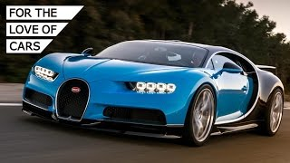 Bugatti Chiron: Engineering and Design Explained - Carfection