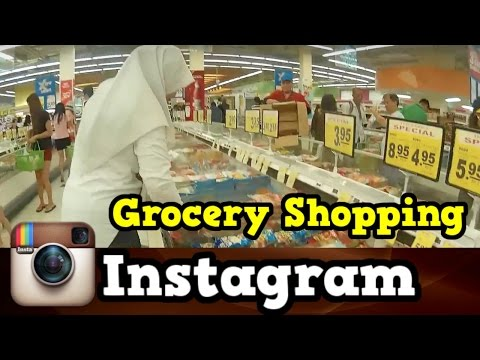 [INSTAGRAM] Grocery Shopping At Jurong Point NTUC