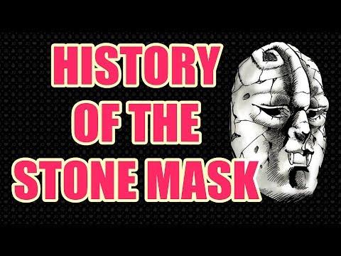 The History of The Stone Mask in Jojo's Bizarre Adventure