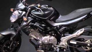 3. 2014 Suzuki Gladius 650 (Brasil) promotional video