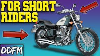 7. 5 Best Beginner Cruiser Motorcycles for Short Riders!