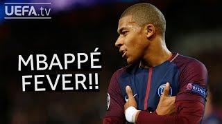 Download Video KYLIAN MBAPPÉ: All Champions League GOALS! MP3 3GP MP4