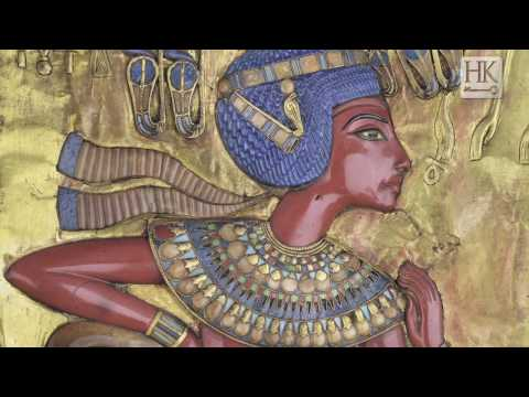 tut - http://heritage-key.com/blogs/malcolmj/treasures-king-tut-tutankhamuns-jewellery-and-love-queen ) Dr Zahi Hawass talks about some of his favourite artefact...