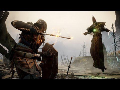 La creación y personalización de Dragon Age: Inquisition en su nuevo tráiler