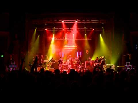motet - The Motet performing 