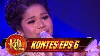Video Lagunya Bikin Bergoyang! Delima Menyanyikan Lagu [ZAPIN MELAYU] - Kontes KDI Eps 6 (13/8) MP3, 3GP, MP4, WEBM, AVI, FLV April 2019