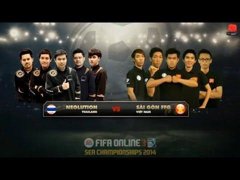 รอบชิงชนะเลิศ - ระหว่าง Neolution E-Sport vs Saigon FFG.