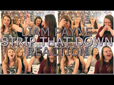 STRIP THAT DOWN BY LIAM PAYNE FT. QUAVO | REACTION