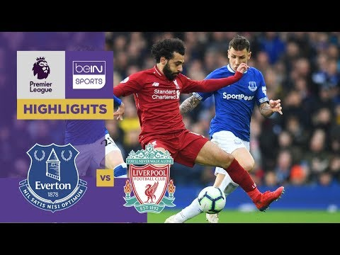 Everton 0-0 Liverpool Match Highlights