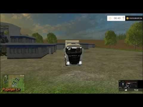 Scania R730 Streamline v1