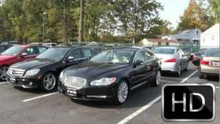 2009 Jaguar XF Sedan