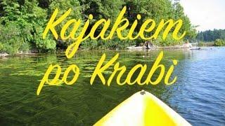 Ao Luek (Krabi) Thailand  city photos gallery : Krabi Ao Luek Cave Kayaking - www.skokwbokblog.com
