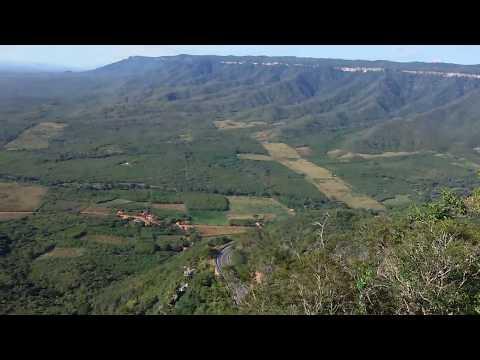 Trilha do mirante na serra da ibiapaba