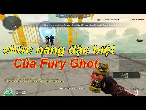 Fury Ghost Có Chức Năng Cực Kỳ Đặc Biệt Trong Zombie Escape | TQ97 - Thời lượng: 10 phút.