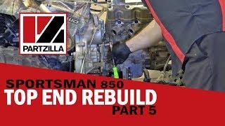 8. Polaris Top End Rebuild Part 5: Engine Reinstall | Partzilla.com