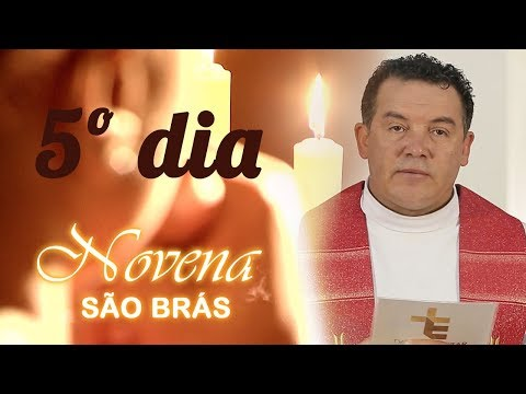 5º Dia da Novena de São Braz - TV Evangelizar - Pelos Desempregados