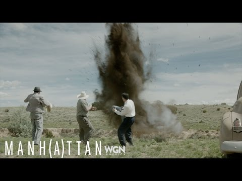 Manhattan Season 2 (Promo 'The Fallout Begins')