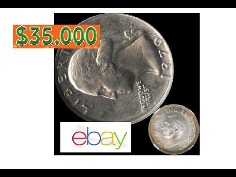Old 1970 QUARTER Selling for $35,000 on Ebay (Struck 1941 Canadian 1970-S Mint Proof Error Misprint)