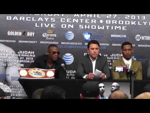 kid chocolate and luis colazo after danny garcia vs zab judah – EsNews Boxing