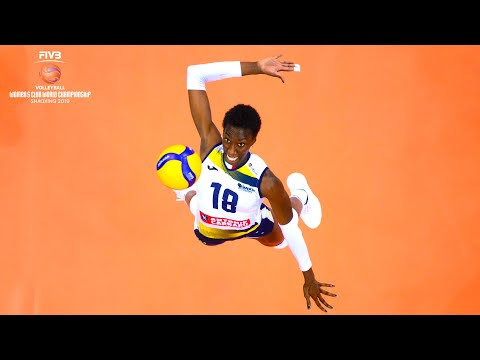 Showtime! Paola Ogechi Egonu unstoppable!   Top Scorer   Women's Volleyball Club World Champs 2019