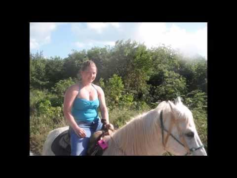 horse ride grand cayman cayman horse riding with Nikki