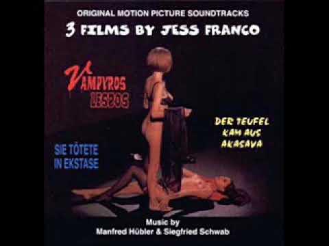Manfred Hübler & Siegfried Schwab – 3 Films By Jess Franco