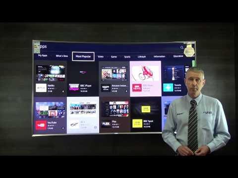 Samsung JS9500 Series Review - UE65JS9500, UE78JS9500, 4k Ultra SUHD Curved 3D TV