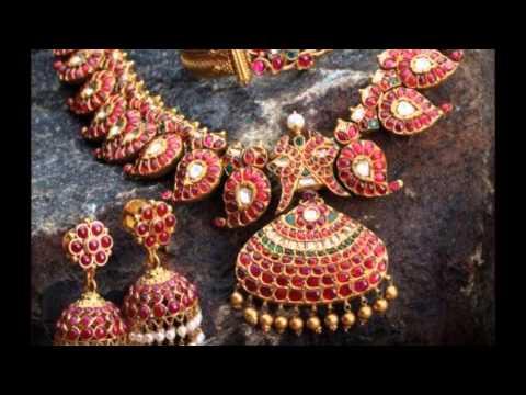 Ruby jewellery designs