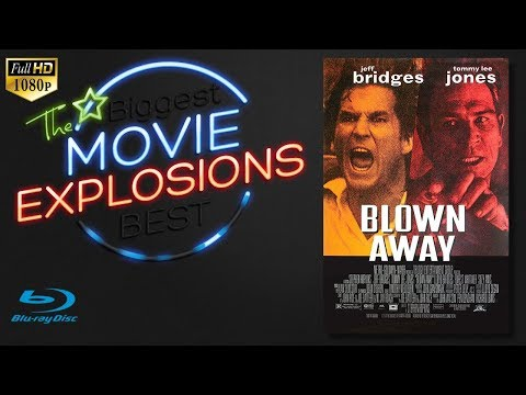 X-Plode - The Best Movie Explosions - Blown Away (1994) Bomb Squad Truck