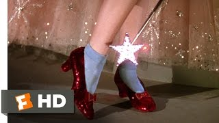 Video The Ruby Slippers - The Wizard of Oz (3/8) Movie CLIP (1939) HD MP3, 3GP, MP4, WEBM, AVI, FLV Februari 2019