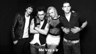 Jenny and the Mexicats Single - Me Voy a Ir