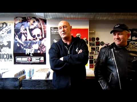 Talk Show - Steve Ignorant of Crass