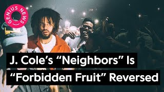 During his tour stop in Anaheim, California, J. Cole revealed a unique connection between two of his popular songs . During his ...