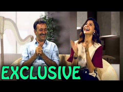 Anushka Sharma's exclusive interview!