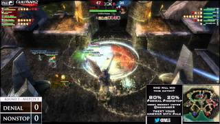 Denial Esports vs Nonstop Nonsense - Game 1 - MLG Guild Wars 2 Invitational