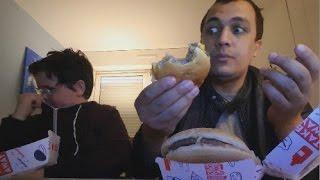 Video Mini D4lymoyion m'invite chez lui à manger un big Burger MP3, 3GP, MP4, WEBM, AVI, FLV September 2017