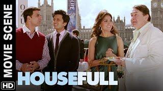 Voh Devika Hai? Housefull | Movie Scene