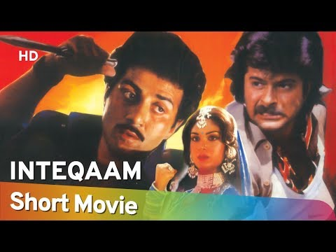 Inteqam (HD) | Sunny Deol | Anil Kapoor | Meenakshi | Kimi Katkar | Full Movie In 15 Min