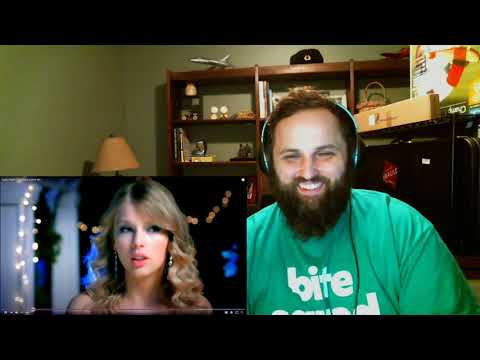 The Bushy Beard REACTS to You Belong with Me by Taylor Swift!