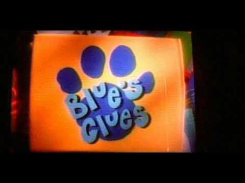 Nick Jr Productions Logo 1999