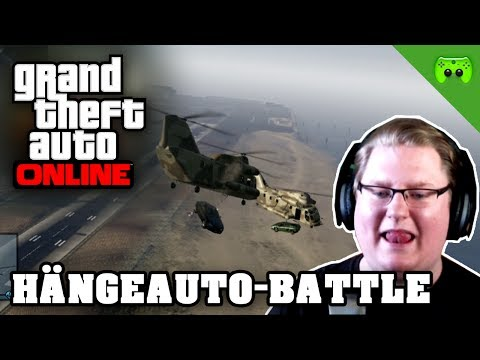 GTA ONLINE # 50 - Hängeauto-Battle «» Let's Play Grand Theft Auto Online | HD