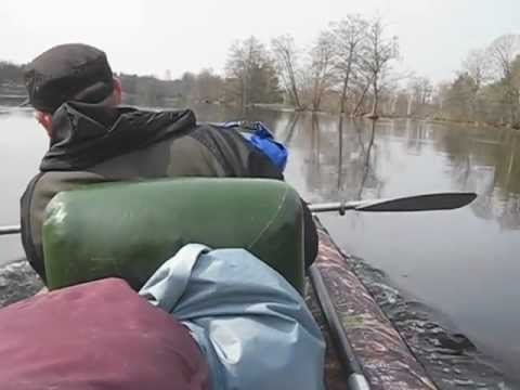 клев на реке нерская