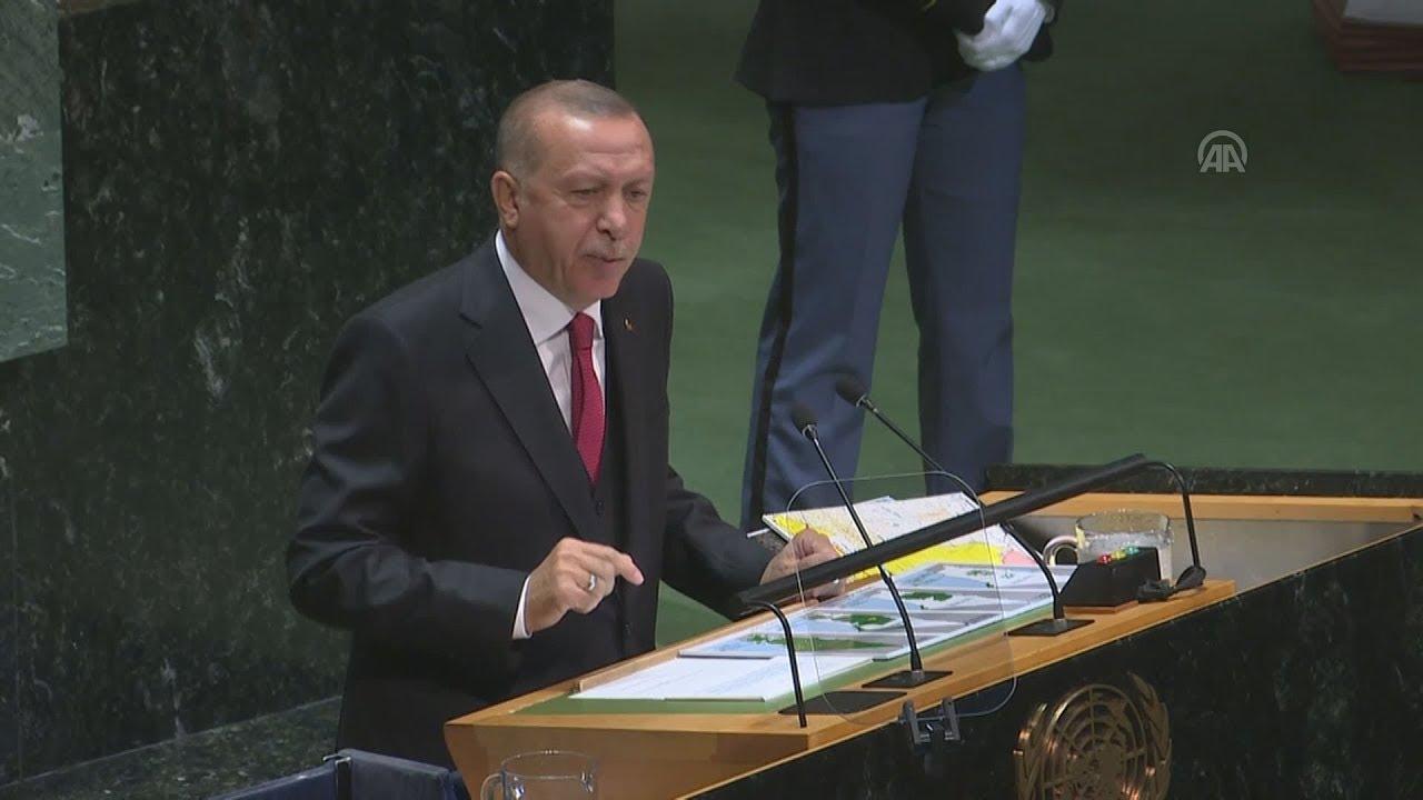 """ΟΗΕ: Η Τουρκία είναι """"η πιο γενναιόδωρη χώρα"""" απέναντι στους πρόσφυγες, δηλώνει ο πρόεδρος Ερντογάν"""