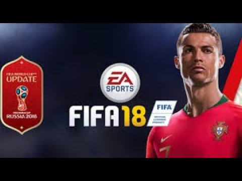 How To Download The Lastest Update In FIFA 18 (PLAYSTATION 4)