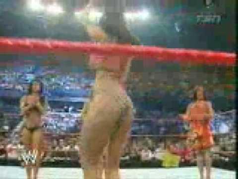 Nalgas de las Divas de la WWE