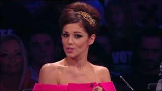 Cheryl Cole X factor Highlights 25.10.08
