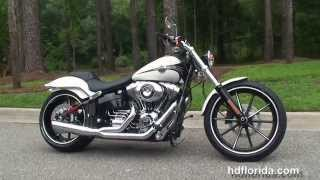 8. New 2014 Harley Davidson Softail Breakout Motorcycles for sale - Brandon, FL
